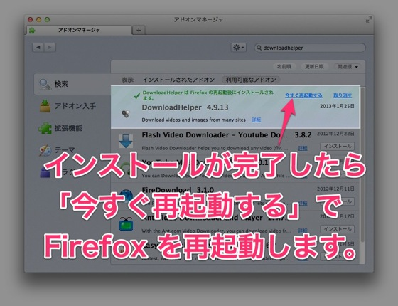 Firefox downloadhelper 20130125 03