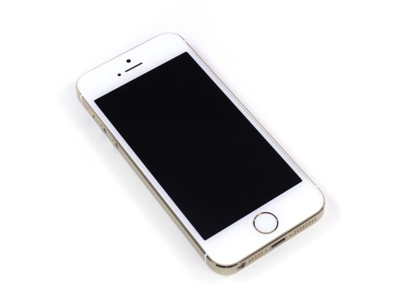 Ifixit iphone5s gold 20130920 0
