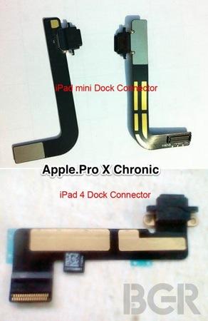 Ipadmini ipad3rd dock connector