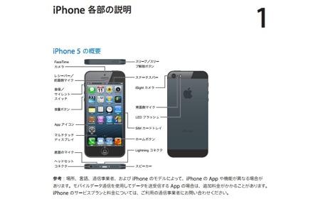 Iphone5 manual 20120930