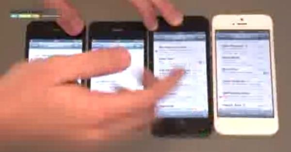 Iphone5 touchscreen 20121111