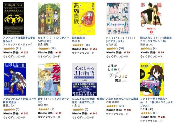 Kindle sale20121222