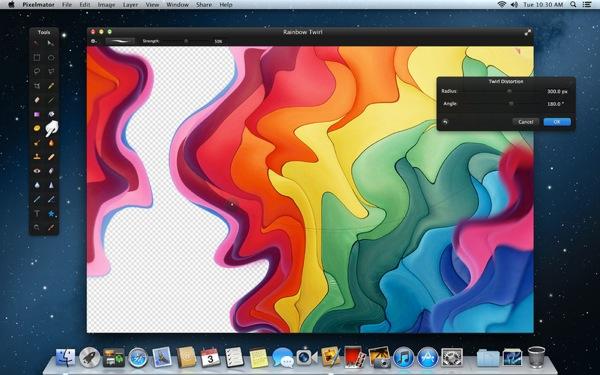 Pixelmator 20121122