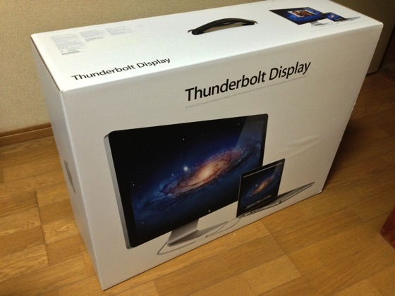 Thunderbolt display 20131019 01