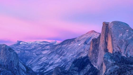 Yosemite wallpaper 20140819 3